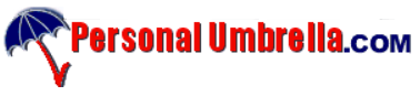 Image of Personal Umbrella dot com Logo